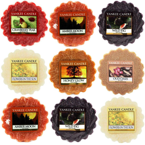 Yankee Candle Wax tart Melts Parfumée Cire Fondre variété Acheter Pack de 3 6pk ou plus