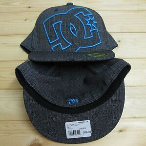 DC-Hired-210-Fitted-Flexfit-original-Hat-Cap-choice-colors-amp-sizes