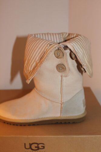 36 Cream 5 Ladies Girls Eur Lo Button 3 Ivory Boots Uk Ugg Canvas Pro qYxOPfOw