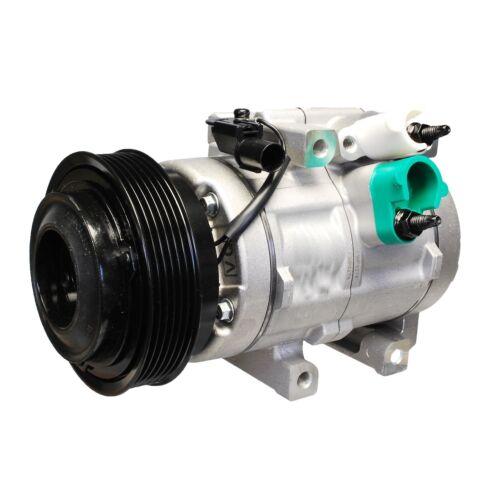 For Kia Sorento V6 2007-2009 A//C Compressor and Clutch Denso 471-6021