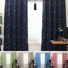 P4PM SOLID LINED PANEL THERMAL BLACKOUT GROMMET WINDOW CURTAIN DRAPE LIGHT PR