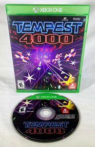 Tempest-4000-Microsoft-Xbox-One-2018-CIB-Complete-Atari-Shooter-RARE-FUN