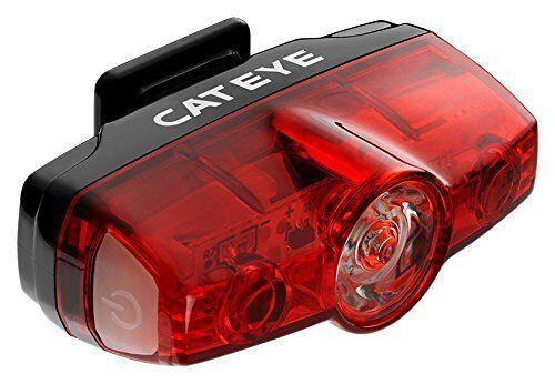 Cycling CatEye CA475RAPMIN Rapid Mini Rear Lights and Reflectors Black