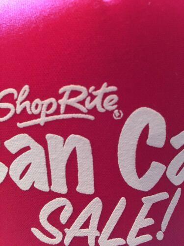Vintage Shop Rite Snapback Excellent cond Shoprite peut peut vente rouge Trucker Hat