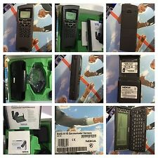 CELLULARE NOKIA 9110 GSM + BOX VINTAGE COMMUNICATOR UNLOCKED SIM FREE DEBLOQUE