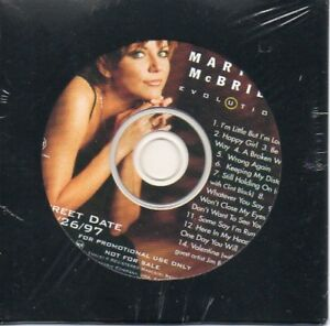 American-Country-singer-Martina-McBride-Evolution-Promo-Picture-Disc-Sealed