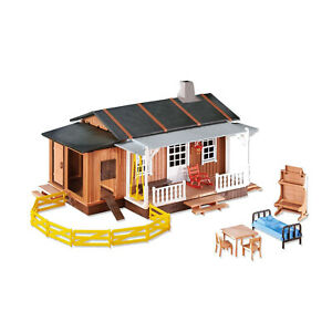 Playmobil-Large-Western-Farm-Building-Set-6410-NEW-Learning-Toys