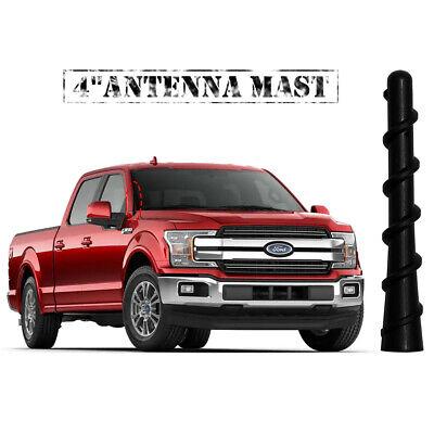 3.2 Inch Short Antenna Mast for Dodge RAM 1500 2500 3500 2009-2019 /& Ford F-150 F250 F350 2009-2019 Truck Pickup F150 F250 F350 Raptor Model Copper Antenna