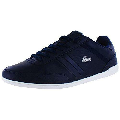 Lacoste Giron Men's Fashion Court Sneakers shoes Leather