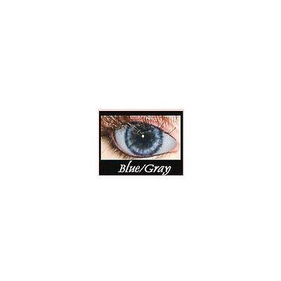 16mm Blue Grey Glastic Realistic Acrylic Doll Eyes