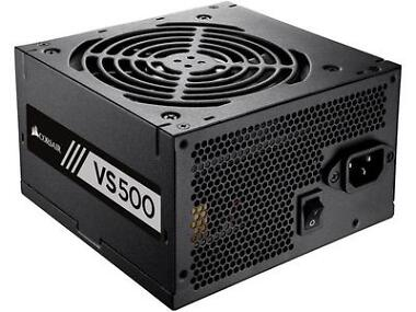 Corsair VS500 500W ATX12V 80 PLUS Power Supply