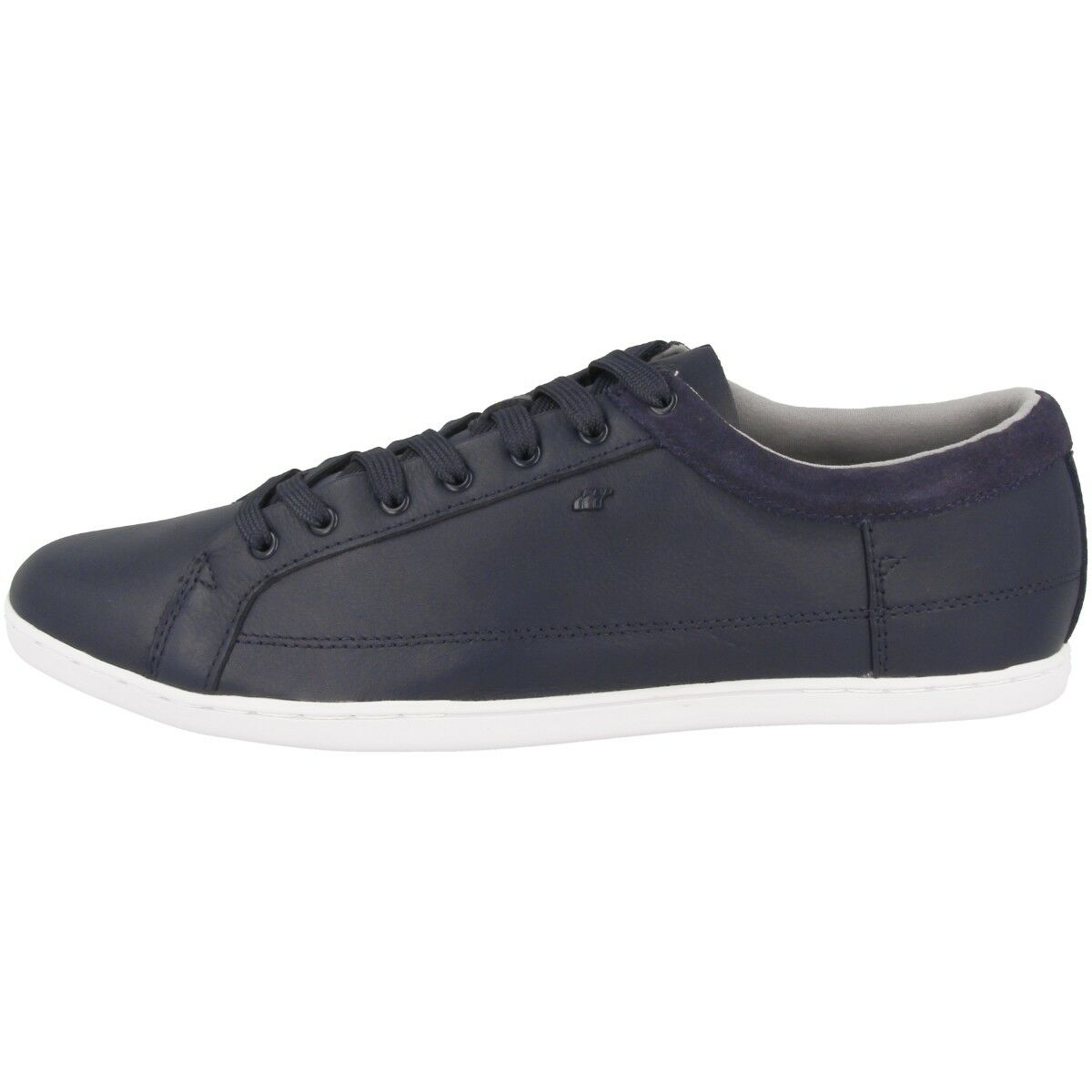 Boxfresh Losium SH Leather Schuhe Men navy Herren Leder Sneaker navy Men Sparko E14946 ad2579