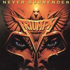 Never Surrender by Triumph (CD, Nov-2004, TRC Distribution)