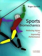 Sports Biomechanics: Reducing Injury and Improving Performance