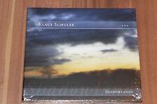 Klaus Schulze - Shadowlands (2013) (CD) (SPV 260072 CD) (Neu+OVP)