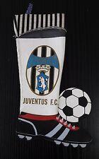 FC393_JUVENTUS F.C._CALZA_CARAMELLE PER FESTEGGIARE LA BEFANA_ANNI 60-70_CALCIO