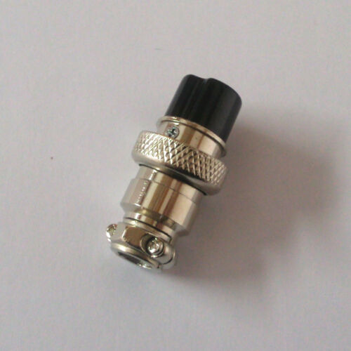 5 Pin Female /& Male Microphone Connector for CB Radio Ham Plug