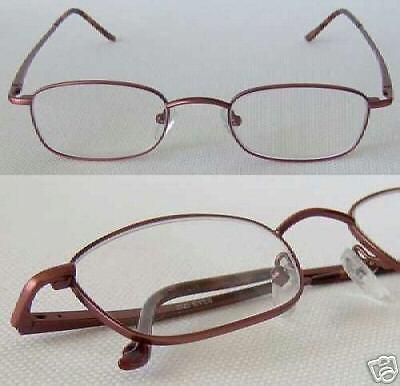 ZiZi Unisex Rectangle Reading Glasses CHIANTI +1.50