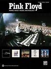 Pink Floyd: Piano Sheet Music Anthology: Piano/Vocal/Guitar by Alfred Publishing Co Inc.,U.S.(Paperback / softback)