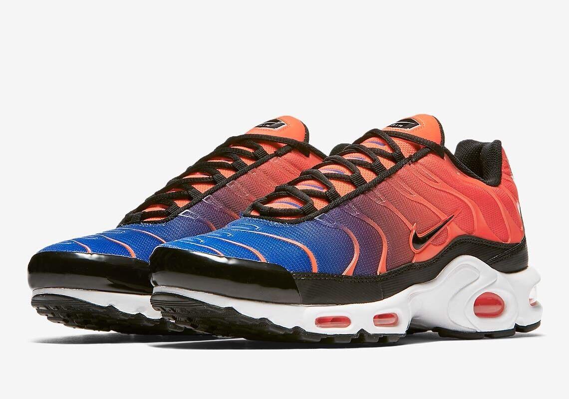 Nike Air Max Plus 'Gradient Pack' Crimson 852630-800 cm New