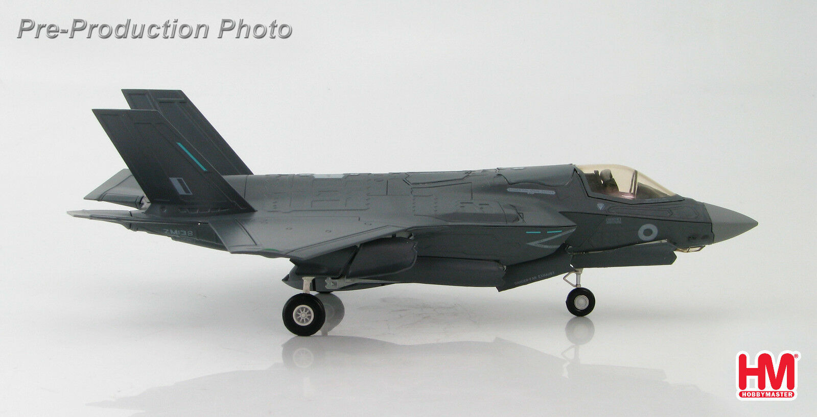 oferta especial Hobby Master HA4607 1 72 Lockheed Martin F-35B Lightning Ii Ii Ii ZM138, roya  buen precio