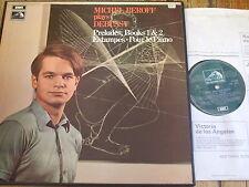 SLS 803/2 Michel Beroff plays Debussy 2 LP box