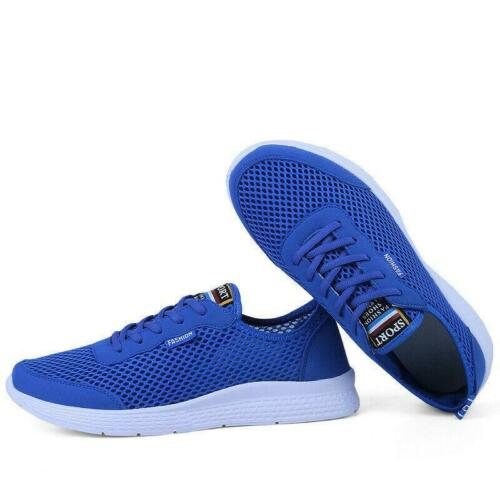 Men/'s Mesh Water Shoes Beach Quick Dry Surfing Walking Camping Gym Sneakers