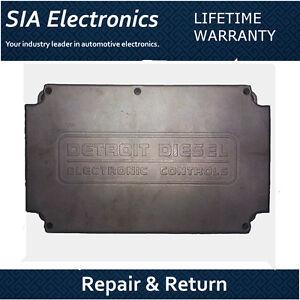 Detroit Diesel Ddeciv Ecm Ecu Pcm Repair Return Ddeciv Repair Ebay