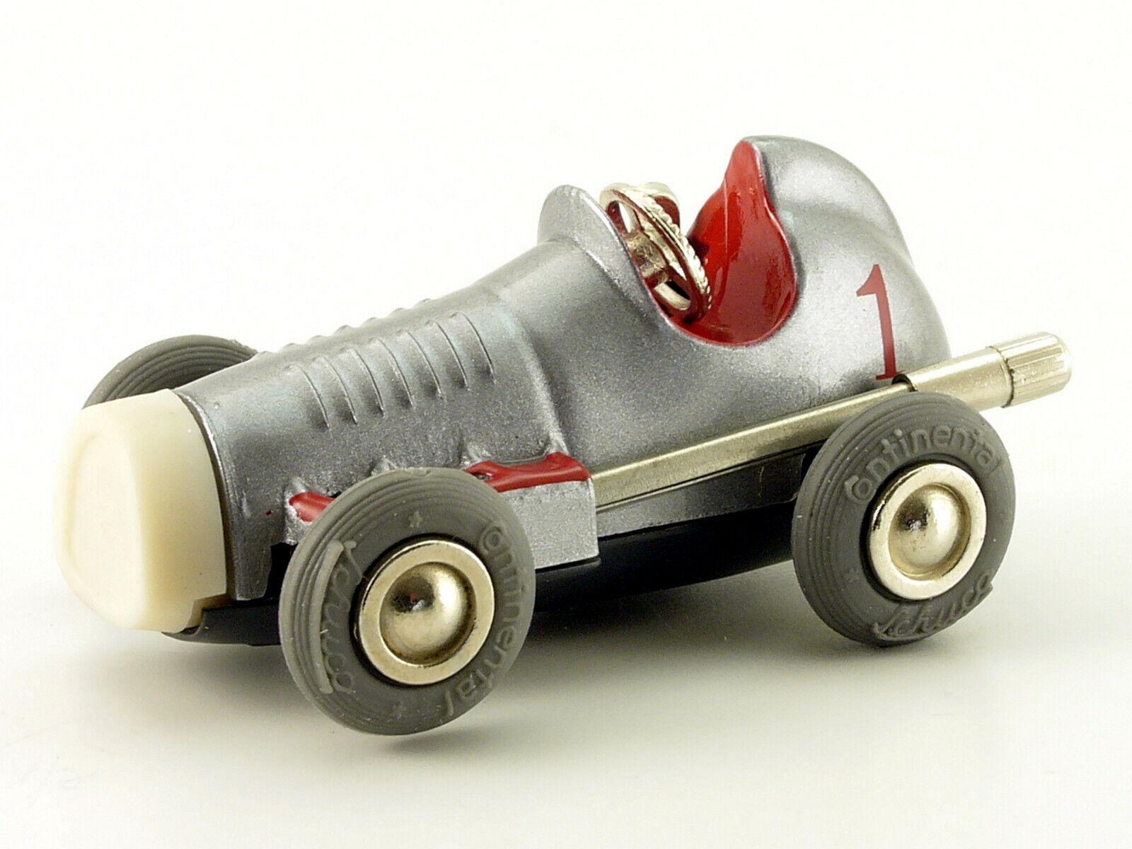 Schuco MICRO-RACER Midget 1042 USA argentoo 1042 numero iniziale 1   144