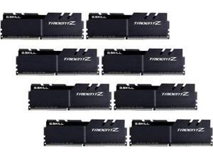 G.SKILL TridentZ Series 128GB (8 x 16GB) 288-Pin DDR4 SDRAM DDR4 3466 (PC4 27700