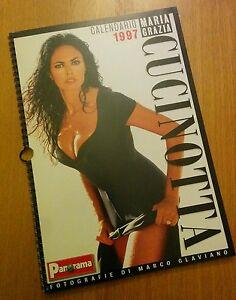 Maria Grazia Cucinotta Calendario.Dettagli Su Calendario Panorama 1997 Maria Grazia Cucinotta Fotografie Di Marco Glaviano