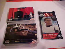Topps Star Wars The Force Awakens Series 2 set 100 cards + Medallion Hot Pack