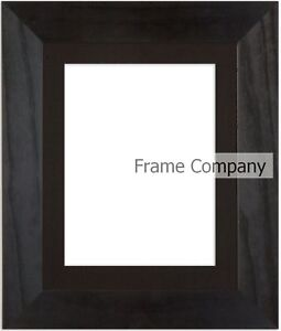 Frame Company Boston Range Black Or White Wooden Picture Photo