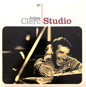 Julien-Clerc-CD-Sampler-Studio-Promo-France-EX-M