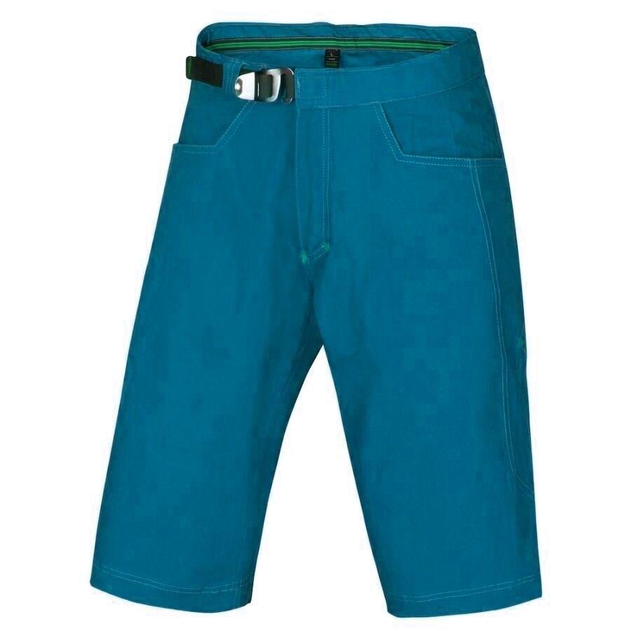 Ocun Honk Pantaloncini Uomo Robusto Bouldershort per Uomini Capri blu