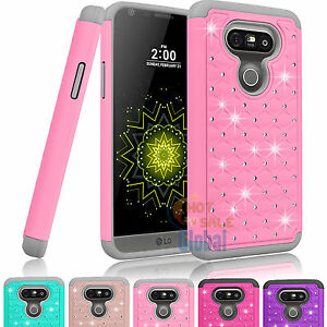 Hybrid-Armor-Rugged-Rubber-Shockproof-Protective-Hard-Case-Cover-for-LG-G5-H850