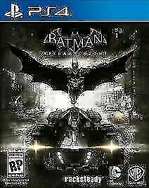 Batman: Arkham Knight PS4 Video Game Sony PlayStation 4 2015