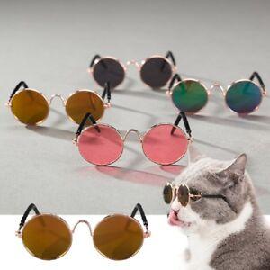 Faltbare-Haustier-Hund-Katze-UV-Sonnenbrille-Augenschutz-Schutzbrille-Geschenk