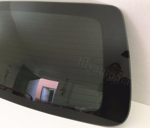 Fit 98 Pontiac Trans Sport 99-05 Pontiac Montana Rear Window Back Glass Heated