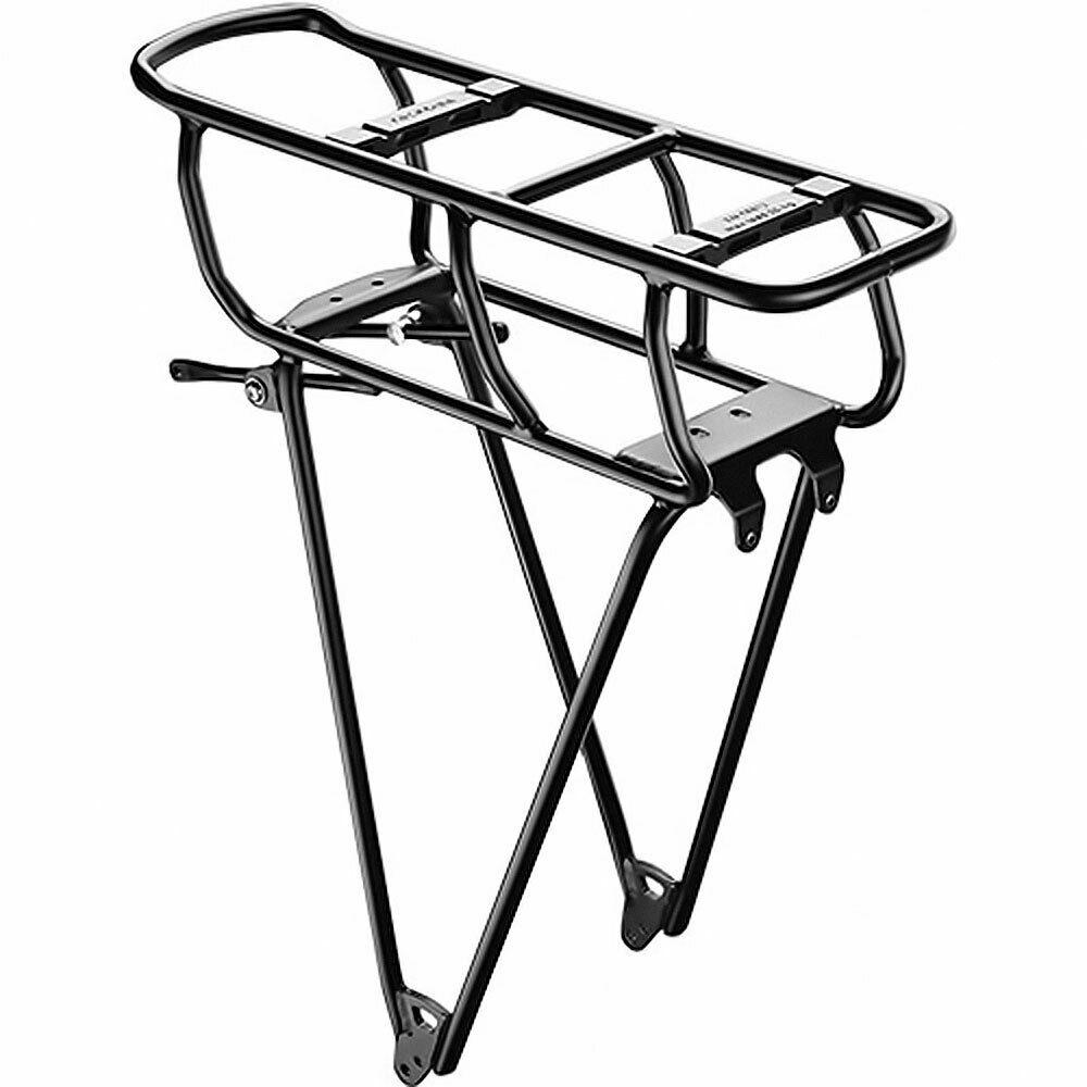 Racktime Gepäckträger E-Rack 28Zoll Shimano Steps schwarz Fahrrad Träger