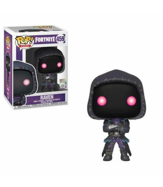 Figura POP Fortnite Raven Series 2 Figura vinilo Funko POP de 9cm en caja regalo