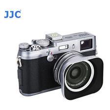 NEW JJC LH-JX100F Lens Hood For Fujifilm X100F X100T X100S X100 X70 Silver FUJI
