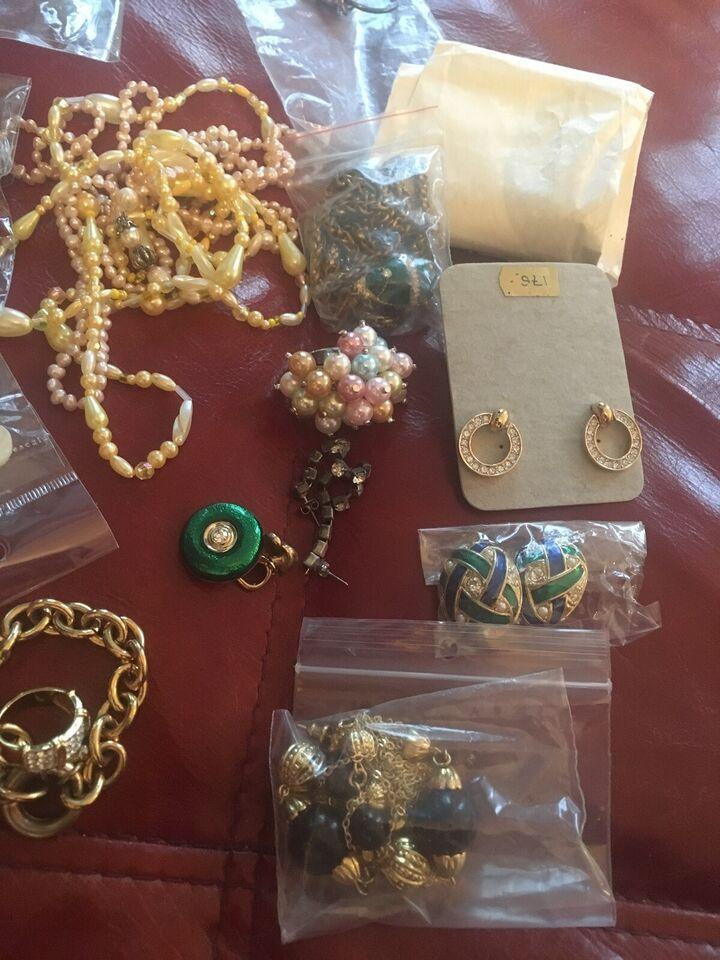 Andet smykke, andet materiale, Se billederne