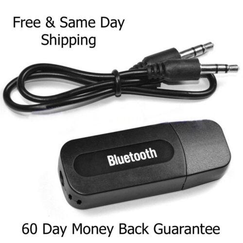 USB Wireless Bluetooth-Adapter Music Audio Receiver Transmitter for PhoneMP3 etc