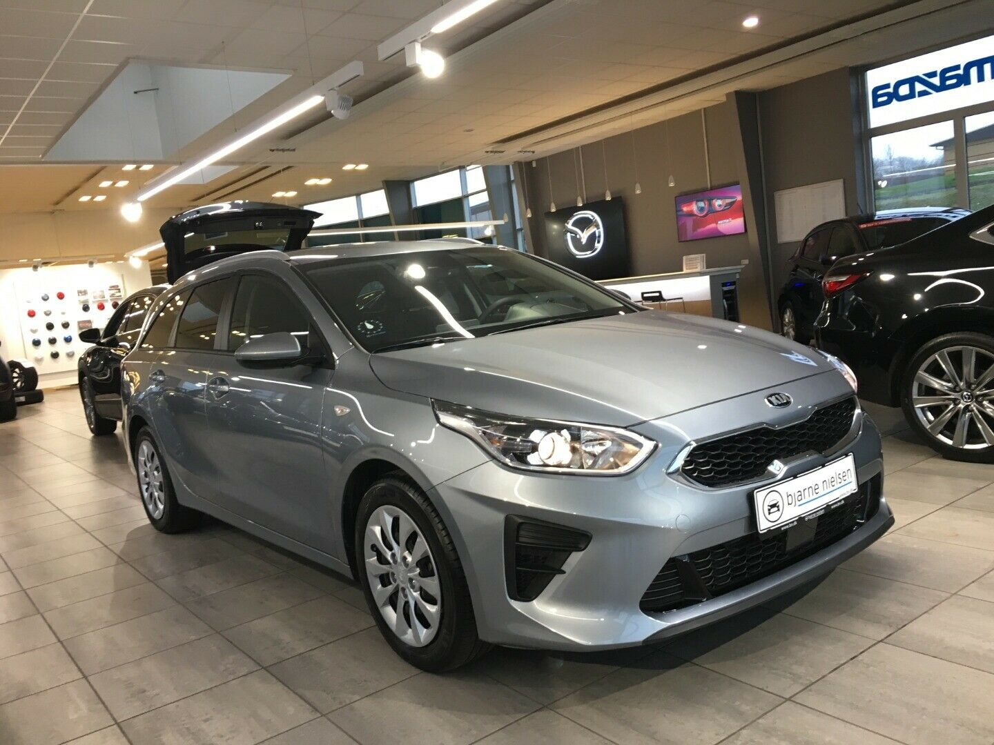 Kia Ceed 1,4 T-GDi Attraction SW