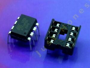 ATTINY-85-20pu-avec-sans-dip8-socle-socket-micro-controleur-parve