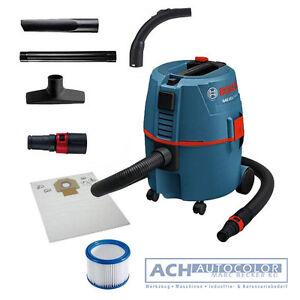 Bosch Sauger Gas 15 L Industriesauger Allzwecksauger Mit Zubehör