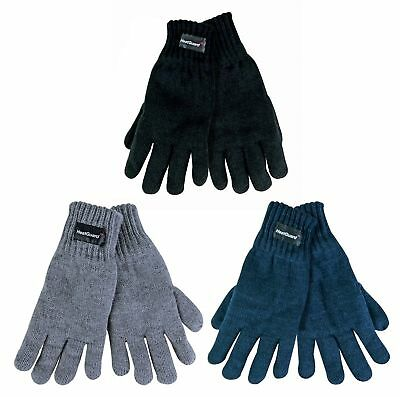 Ladies Mens Magic Stretch Winter One Size Plain Comfortable keep you warm Gloves
