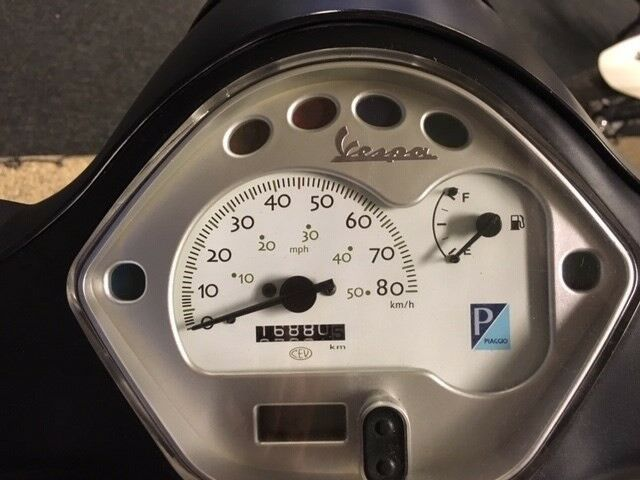 Vespa LX 50, 2006, km 16800