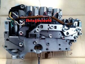 toyota u660e valve body